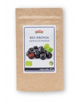 Bio aronia liofilizowana 30 g