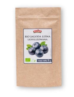 Bio jagoda liofilizowana 15 g