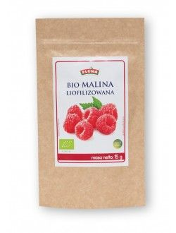 Bio malina liofilizowana 15 g