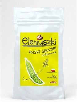 Eleniuszki - polski groszek...